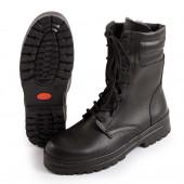 Ботинки Армада Тайга м. 501з натуральный мех черные