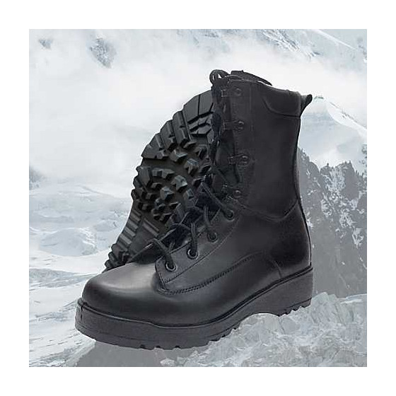 Ботинки Гарсинг 5056 Raiders демисезонные с высокими берцами, цвет - черный