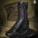 Ботинки Гарсинг 5253 «Extreme Light» с высокими берцами, цвет - черный