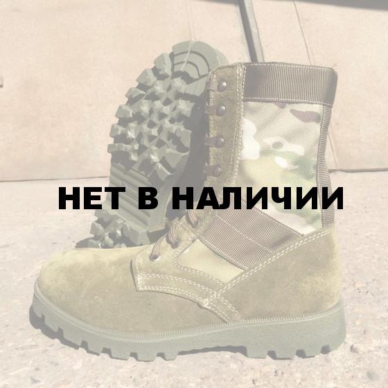Ботинки с высокими берцами Гарсинг 05108 МО Tactics Camo Multi, цвет Multicam