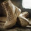 Ботинки с высокими берцами Гарсинг 390 П Wind, цвет - песочный
