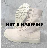 Ботинки с высокими берцами Гарсинг 05108 П Tactics Desert, цвет - песочный