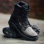 Ботинки с высокими берцами Гарсинг 0652 Dakota, цвет - черный