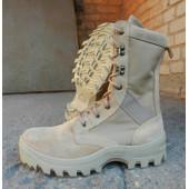 Ботинки с высокими берцами Гарсинг 516 П Desert Shot, цвет - песочный