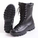Ботинки Garsing Storm Ultra м. 01560 шерст. мех черные
