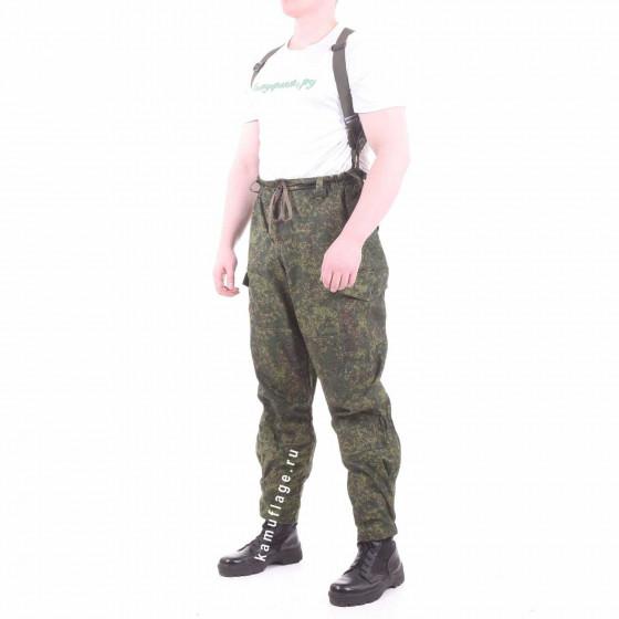 Брюки KE Tactical Горка-3 рип-стоп ЕМР