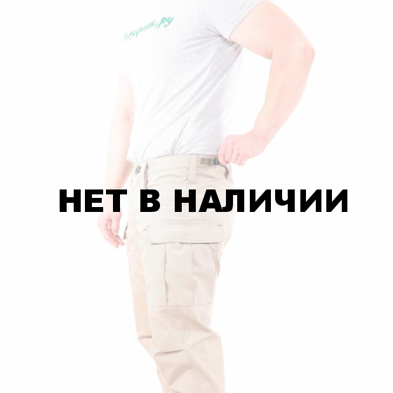 Брюки Keotica BDU городские рип-стоп multicam black