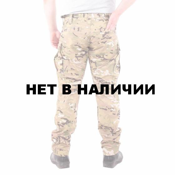 Брюки Keotica BDU городские рип-стоп multicam
