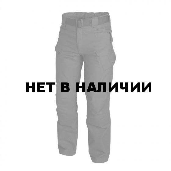 Брюки тактические Helikon-Tex UTL PolyCotton рип-стоп black