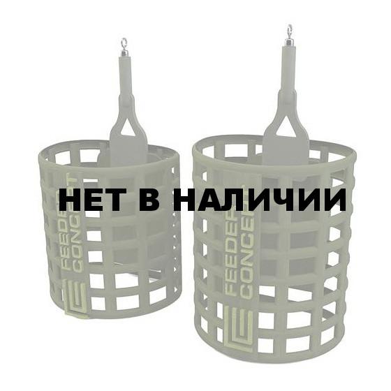 Кормушка FEEDER CONCEPT фидерная Cocnept Profi СЕТКА 080г 10 шт