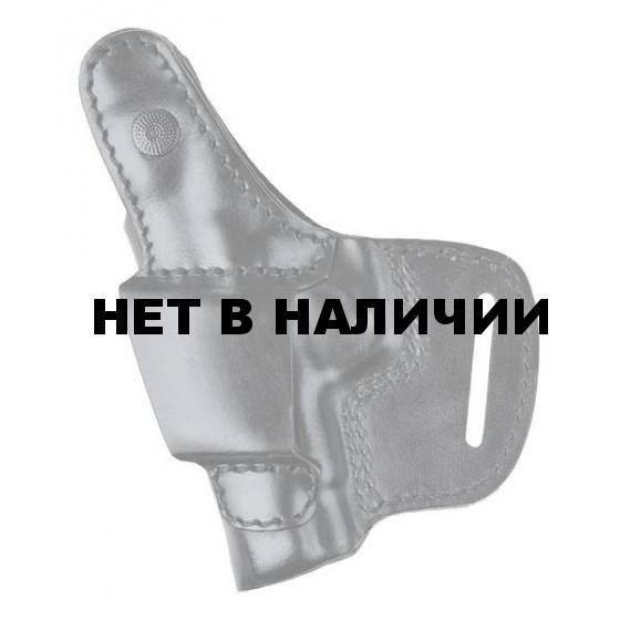 Кобура Stich Profi поясная для Хорхе модель №6 Расположение: Левша, Цвет: Коричневый, Ширина ремня: 35 мм.