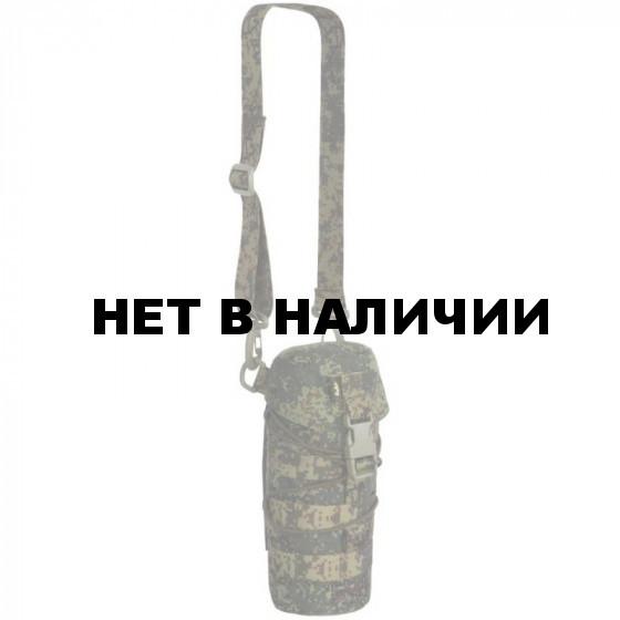 Подсумок ANA Tactical для бутылки 0.5-1.0 литра с ремнем через плечо ЕМР