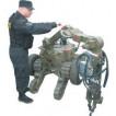 Жилет SRVV Взрывотехник разгрузочный черный