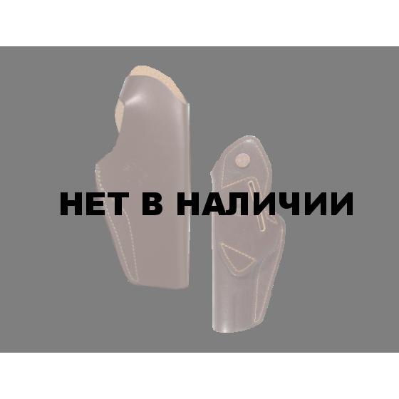 Кобура Holster поясная Дш ТТ кожа коричневый Light