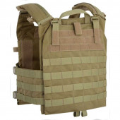 Жилет ANA Tactical М-2 для бронепластин tactical khaki