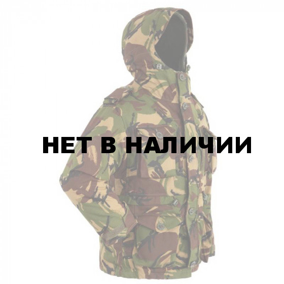 Куртка ANA Tactical MDD рип-стоп зеленая кукла