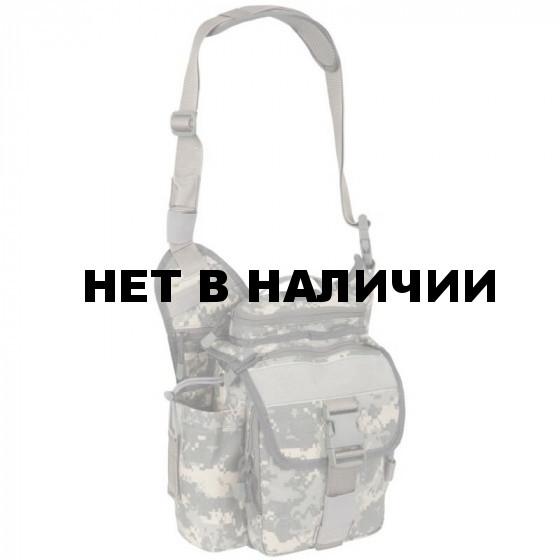 Сумка ANA Tactical малая тактическая на плечо 12 литров ACU