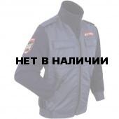 Куртка ANA Tactical ДПС флисовая синяя