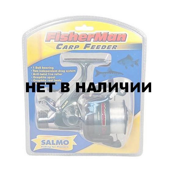 Катушка FISHERMAN безынерционная CARP FEEDER 40BR