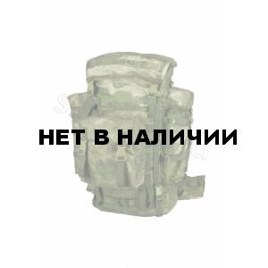 Рюкзак ССО Атака-5 рейдовый с латами 60 литров мох