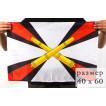 Флаг VoenPro Ракетных Войск и Артиллерии РВиА Флажок на палочке 15х23 см