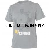 Футболка Helikon-Tex Bolt Carrier shadow grey