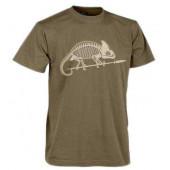 Футболка Helikon-Tex Chameleon Skeleton coyote