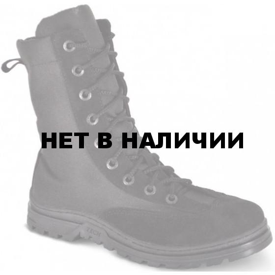 Ботинки Святобор облегченные на молнии черные