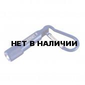 Карабин Следопыт 5 см с фонариком