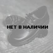 Полуботинки мужские Гарсинг 703 Traction, цвет - черный