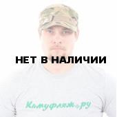 Кепи Keotica Combat рип-стоп с коротким козырьком multicam