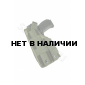 Кобура ССО КП-ПЯ с ЛЦУ универсальная на molle multicam