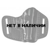 Кобура Stich Profi для Streamer поясная модель №19 правая черная
