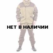 Костюм KE Tactical Горка-3 хаки с накладками олива