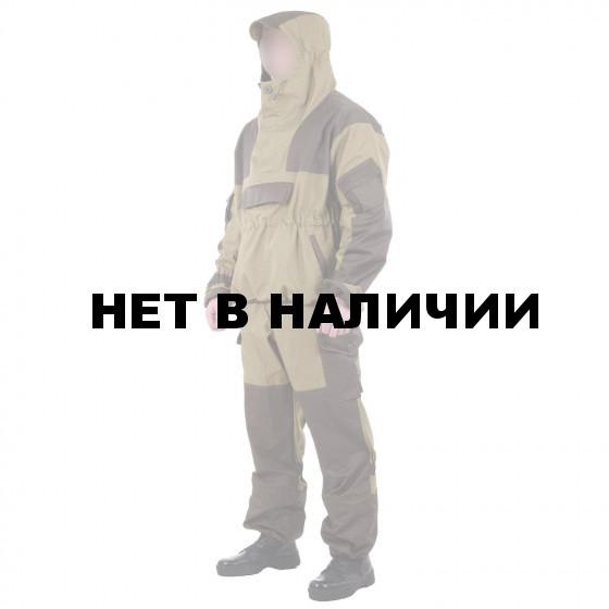 Костюм KE Tactical Горка-4 анорак хаки с накладками олива