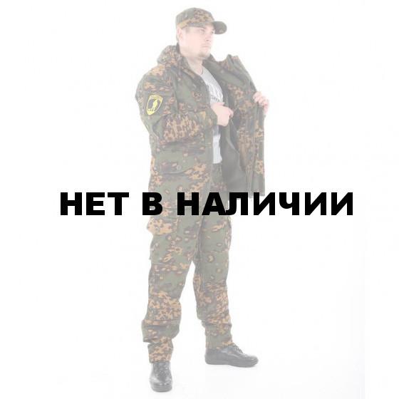 Костюм KE Tactical Горка-5 со съемной флисовой жилеткой рип-стоп с налокотниками и наколенниками партизан