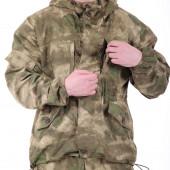 Костюм KE Tactical Горка рип-стоп на флисе мох