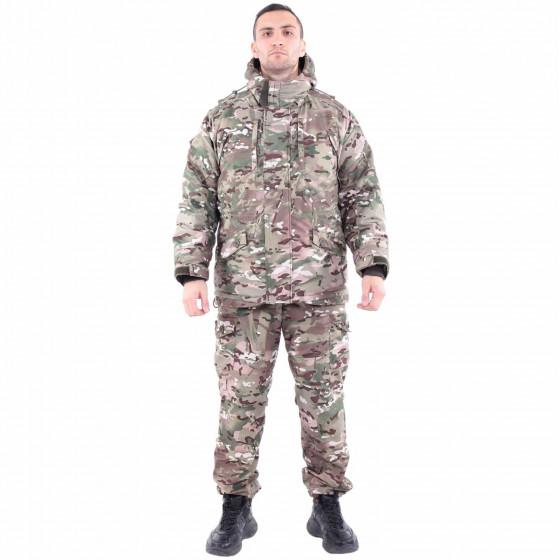 Костюм KE Tactical Горка-Зима Active мембрана multicam