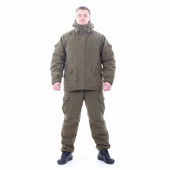 Костюм KE Tactical Горка-Зима облегченный мембрана олива