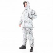 Костюм KE Tactical Горка-Зима облегченный мембрана снежный шторм