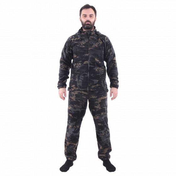 Костюм Keotica флисовый multicam black