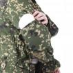 Костюм KE Tactical Снайпер-2 рип-стоп с налокотниками и наколенниками березка желтая