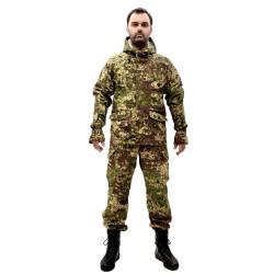Костюм KE Tactical Снайпер-2 рип-стоп с налокотниками и наколенниками GreenZone