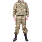 Костюм KE Tactical Тактика-2 рип-стоп A-Tacs FG