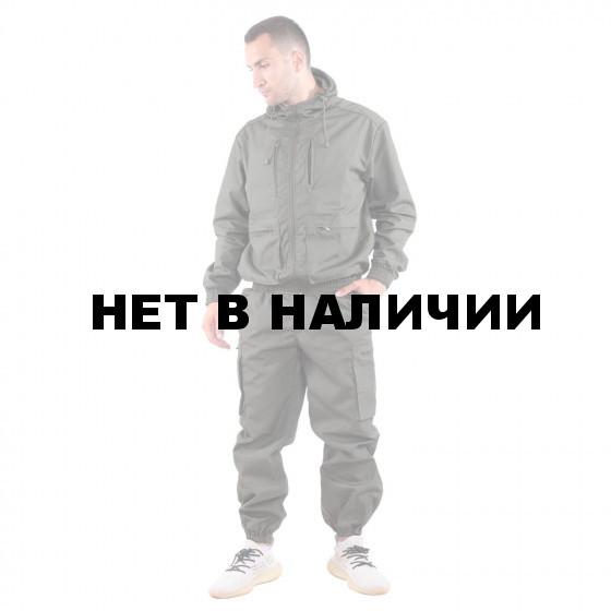 Костюм KE Tactical Тактика-2 рип-стоп олива темная