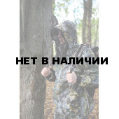 Костюм Антигнус-Люкс Huntsman, смесовая, ткань, с ловушками и пыльниками, цвет – Темный лес