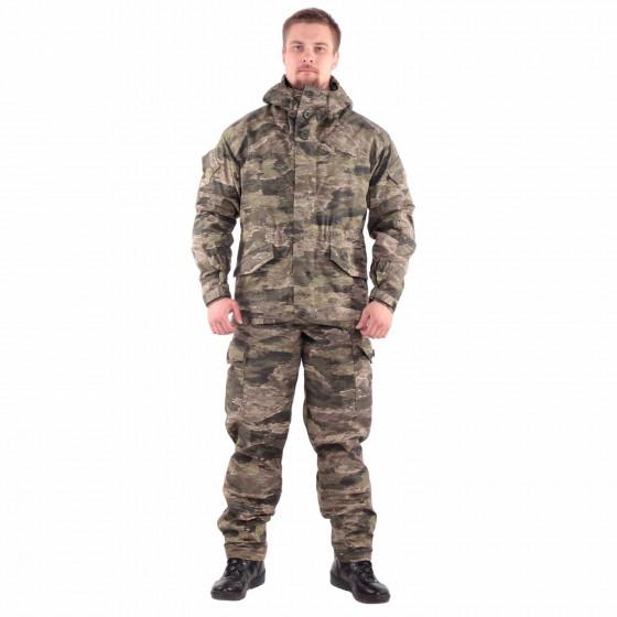 Костюм KE Tactical Горка-3 рип-стоп тигр