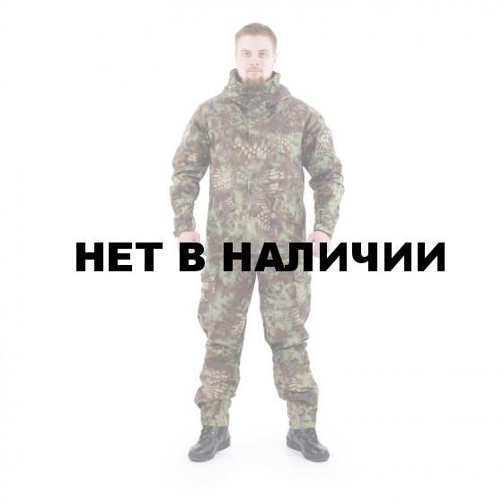 Костюм KE Tactical Горка-3 рип-стоп mandrake