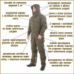 Костюм KE Tactical Горка-3 рип-стоп олива