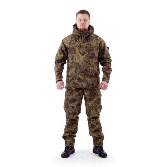 Костюм KE Tactical Горка-3 рип-стоп python